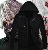 Cartoon T-shirt / Shoes / clothing Sweater Over 14 years old Tokyo hozhong / Tokyo Ghoul goods in stock 36, 37, 38, 39, 40, 41, 42, 43, 44, s (145-155), m (156-168), l (169-174), XL (175-179), XXL (180-186) Summer and Autumn Japan currency Manyuan clothing Leisure fashion trend nylon Jin Muyan