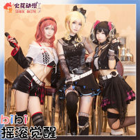 Cosplay women's wear Other women's wear Customized Over 14 years old Animation game LMS XL small one size fits all Spark animation Japan lovelive