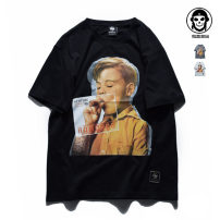 T-shirt Youth fashion White grey black routine M/170 L/175 XL/180 XXL/185 Others Short sleeve Crew neck easy Other leisure summer youth routine other