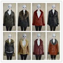 leather clothing Other / other Winter of 2018 Average size 097, 098, 099, 100, 101, 102, 103, 104, 105, 106, 107, 108, 109, 110, 111, 112, 113, 114, 115, 1117, 118, 119, 1120 routine Long sleeves Self cultivation Sweet other other routine Sheepskin