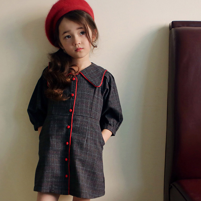 Dress Grey purchasing agent Other / other female 7 9 11 13 15 Other 100%