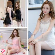 one piece  Water romance Average size (recommended 80-120 kg) Skirt one piece With chest pad without steel support polyester fiber one thousand eight hundred and twenty-eight