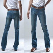 Jeans Youth fashion Others 28 (2.16 feet) 29 (2.23 feet) 30 (2.31 feet) 31 (2.39 feet) 32 (2.46 feet) 33 (2.54 feet) 34 (2.62 feet) 36 (2.77 feet) wathet routine Regular denim one thousand one hundred and ninety-eight trousers Other leisure Cotton 100% Four seasons middle-waisted Slim feet 2017 horn
