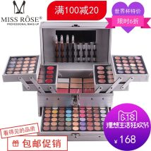 Make up tray no Normal specification MISS ROSE Other effects China Black leopard N5 gold leopard Y1 rose red Y3 black leopard Reddish Brown Leopard gold leopard Silver Rose Red Any skin type 3 years