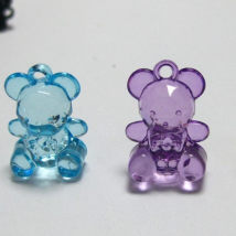 Other DIY accessories Loose beads organic glass RMB 1.00-9.99 50 Mixed Colors brand new Fresh out of the oven