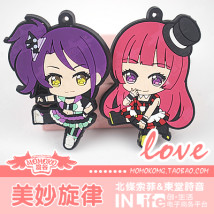 Cartoon card / Pendant / stationery Over 14 years old Keychain / Pendant pretty rhythm  A B Notice to buyers read goods in stock Japan