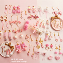 Earrings Mixed materials RMB 1.00-9.99 Other / other brand new