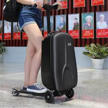suitcase Other / other China two thousand six hundred and eighty-eight For men and women Black blue 20 inches Travel? business affairs yes HGS0406E One way wheel External other other