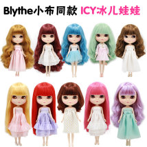 Doll / accessories Ordinary doll Over 14 years old De Bi Sheng China Dolls include clothes and shoes Over 14 years old Ice doll a doll Limited collection Plastic other nothing