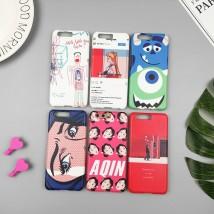Mobile phone cover / case Yueshe Japan and South Korea Huawei / Huawei Huawei P10 / p10plus Protective shell Plastic P10/P10Plus