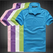 Polo shirt Other / other Youth fashion routine Can be customized embroidery printing yellow scarlet factory direct - a large number of stock this default hair blank stock no logo color blue orange rose red sky blue fruit green pink light yellow hole blue white purple black Navy easy Other leisure