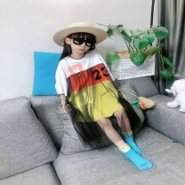Dress Color matching female Other / other 7 (110), 9 (120), 11 (130), 13 (140), 15 (150), 17 (160) Cotton 100% No season Korean version Short sleeve stripe other other other 14, 3, 5, 9, 12, 7, 8, 12 months, 6, 2, 13, 11, 4, 10, 18 months Chinese Mainland