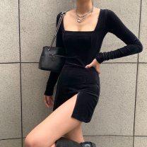 Dress Spring 2020 black XS,S,M