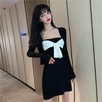 Fashion suit Autumn 2020 S,M,L,XL black 18-25 years old Other / other a9.6 30% and below