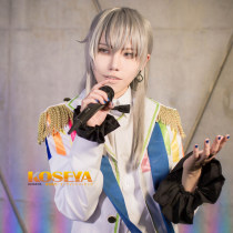 Cosplay men's wear suit Customized COSYA Over 14 years old Female s female m female l female XL female XXL male s male m male l male XL male XXL female other size message male other size message game Japan IDOLiSH 7