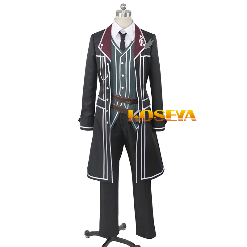 Cosplay men's wear suit Customized COSYA Over 14 years old Female s female m female l female XL female XXL male s male m male l male XL male XXL female other size message male other size message game Japan IDOLiSH