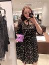 Dress Summer 2020 Big brand feeling 0, 1, 2, 3 [Encore], 4, 5 Middle-skirt middle-waisted