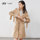 Windbreaker Spring 2021 155/80A/S 160/84A/M 165/88A/L 170/92A/XL 717 Khaki 717 Khaki a Long sleeves routine commute routine Solid color Ol style Lily / Lily 121129C1911717 25-29 years old Pleated pocket 51% (inclusive) - 70% (inclusive) polyester fiber polyester fiber Polyester 52% cotton 48%