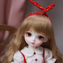 BJD doll zone a doll 1/6 Over 14 years old goods in stock Naked baby (without facial makeup), naked baby (with ordinary facial makeup), complete set I (as shown in the figure) Shugofair / guardian spirit Yes Muki Xiaomu