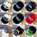 Hat Average size 3-10 years old (head circumference 50-54cm) neutral peaked cap dome Shopping Other / other Flat eaves polyester fiber