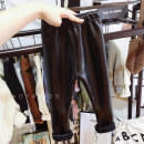 trousers Other / other neutral 100cm,110cm,120cm,130cm,140cm,150cm,160cm,170cm winter trousers Korean version There are models in the real shooting Leather belt High waist 12 months, 18 months, 2 years old, 3 years old, 4 years old, 5 years old, 6 years old, 7 years old, 8 years old