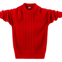 Sweater / sweater 80cm,90cm,100cm,110cm,120cm,130cm,140cm,150cm,160cm,170cm,180cm Cashmere neutral White, light gray, black, orange, pink, red, ginger, yellow, sky blue, blue, beige, scarlet, white, gray, red, beige, blue, rose, pink, black, yellow Other / other Korean version No model Socket routine
