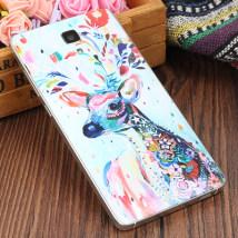 Mobile phone cover / case Ronking / Longjin Simplicity MIUI / Xiaomi LJJ-m4 Back cover type Plastic Xiaomi 4