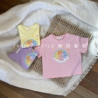 T-shirt Pink (reserved), yellow (reserved), purple (reserved) Other / other XS(80cm),S(90cm),M(100cm),L(110cm),XL(120cm) neutral other other 18 months, 2 years old, 3 years old, 4 years old, 5 years old, 6 years old, 7 years old, 8 years old
