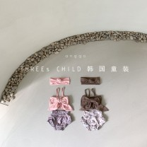 Bathing suit S(90cm),M(100cm),L(110cm) Other 100% Coffee (reservation), pink (reservation) Other / other neutral Chinese Mainland 18 months, 2 years, 3 years, 4 years