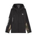 Sports jacket / jacket 361° male M (adult), l (adult), XL (adult), 2XL, 3XL Basic black Hood zipper Letters, patterns run Quick dry, warm and windproof run