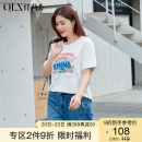Women's large Summer 2021 White white XL 2XL 3XL 4XL 5XL 6XL T-shirt singleton  commute Self cultivation moderate Socket Short sleeve Korean version Crew neck routine cotton Three dimensional cutting QLXQG1075MDQ Delicate and beautiful 25-29 years old 96% and above Cotton 100%