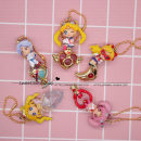 Doll / Ornament / hardware doll goods in stock A set of 5