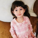 Dress Picture color female PYOTAPOPS 100cm Other 100% other other 2 years old, 3 years old, 4 years old, 5 years old, 6 years old