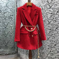 woolen coat Winter 2020 S,M,L gules other 95% and above