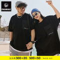T-shirt Youth fashion black routine M L XL 2XL 3XL 4XL 5XL Panmax / PAN Max Short sleeve Crew neck easy Other leisure summer PBAS-TS0087 Cotton 100% youth routine tide other Spring 2021 other cotton other Pure e-commerce (online only) More than 95%