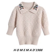 sweater Winter 2020 S,M,L As shown in Figure 3024, lace ridge XB elbow sleeve Socket singleton  have cash less than that is registered in the accounts cotton 31% (inclusive) - 50% (inclusive) Polo collar Regular commute puff sleeve Solid color Self cultivation Keep warm and warm