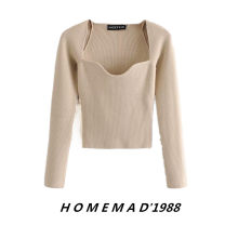 sweater Spring 2021 S,M,L Champagne 4776 Long sleeves Socket singleton  have cash less than that is registered in the accounts cotton 31% (inclusive) - 50% (inclusive) Regular routine Solid color Self cultivation Regular wool Keep warm and warm Ox horn buckle
