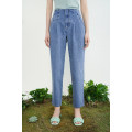 Casual pants XS,S,M,L,XL,2XL Spring 2021 trousers commute 96% and above Xijia Simplicity cotton