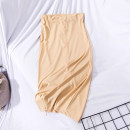 skirt Summer of 2019 Average size Black, Khaki MOfEA MOCER