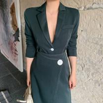 Fashion suit Spring 2020 S,M,L Top, skirt