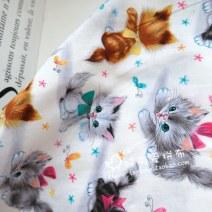 Fabric / fabric / handmade DIY fabric cotton 1 / 4 yard (45 * 55 cm) 100%