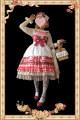 Lolita / soft girl / dress infanta  Red jsk, pink jsk, dark blue jsk, red KC, pink KC, dark blue KC S,M,L No season goods in stock Classic, Lolita, sweet
