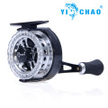 Fishing line wheel Yichao Nine hundred and ninety-nine 201-500 yuan China Right handed type other Front raft wheel Spring 2016 8 axis 3.6-1 Ffd60-x (black + silver) hands free