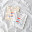 T-shirt White, apricot Average size Summer 2021 Short sleeve Crew neck easy Regular routine commute cotton 96% and above 18-24 years old Korean version classic letter printing