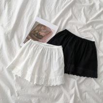 Leggings Summer 2020 Black, white Average size shorts 18-24 years old nylon 96% and above