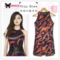 Dress Spring 2017 Picture color S,M,L
