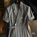 Dress Summer 2020 Grey, Navy S,M,L