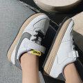skate shoes Bobo pig spring and autumn 26(16.5cm),27(17cm),28(17.5cm),29(18.5cm),30(19cm),31(19.5cm),32(20cm),33(20.5cm),34(21.5cm),35(22cm),36(22.5cm),37(23cm) white male A111P2826 children Spring 2021