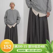 Casual pants Size chart, grey-08, black-08, grey-09, black-09 S. M, l, s men's, m men's, l men's, size reference trousers 20K3015 CryingCenter