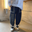 trousers Other / other male 130, 140, 150, 160, 170 blue spring and autumn trousers Korean version No model Casual pants Leather belt middle-waisted other Polyester 98% other 2% QXQ11KZ1168 Class B QXQ11KZ1168 Five, six, seven, eight, nine, ten, eleven, twelve, thirteen, fourteen Chinese Mainland